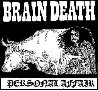 BRAIN DEATH - Patch